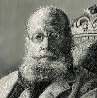 The original Old Man, Edward Lear