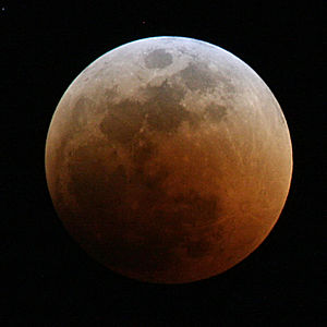 Lunar Eclipse from wikipedia